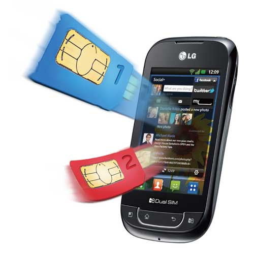 Совет: Мобильные телефоны на 2 сим