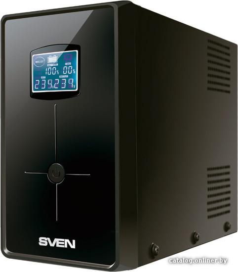 Источник бесперебойного питания SVEN Pro+ 650